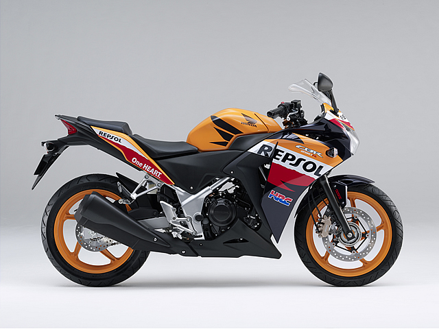 CBR250R ABS Special Edition(ナイトリックオレンジ)
