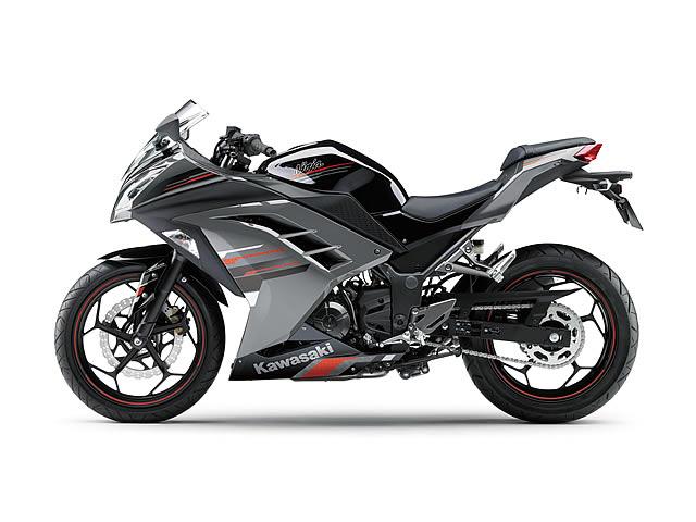 Ninja250 ABS Special Edition/エボニー×メタリックムーンダストグレー(BLK)