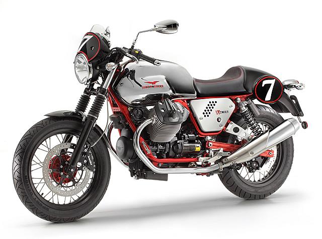 Moto Guzzi/New V7 RACER