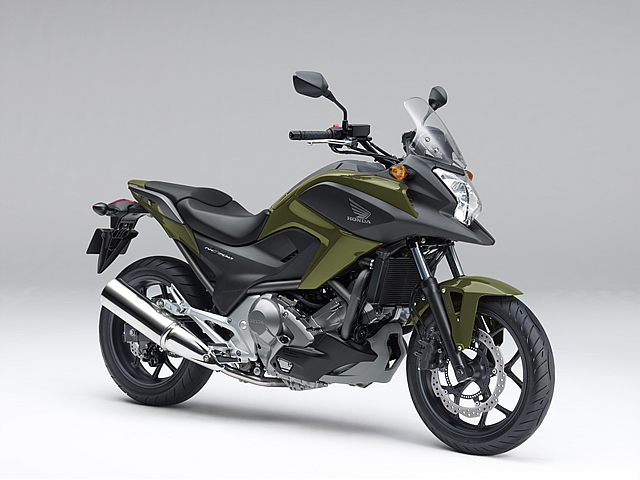 NC700X TypeLD Dual Clutch Transmission<ABS>
