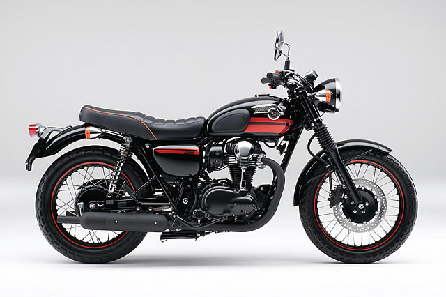 W800 Special Edition/エボニー (BLK)