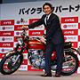 バイク王が松井秀喜を新CMに起用