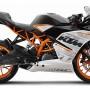 【KTM】RC250と250デュークを初公開
