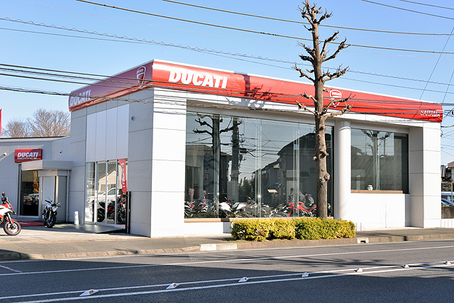 ドゥカティ埼玉