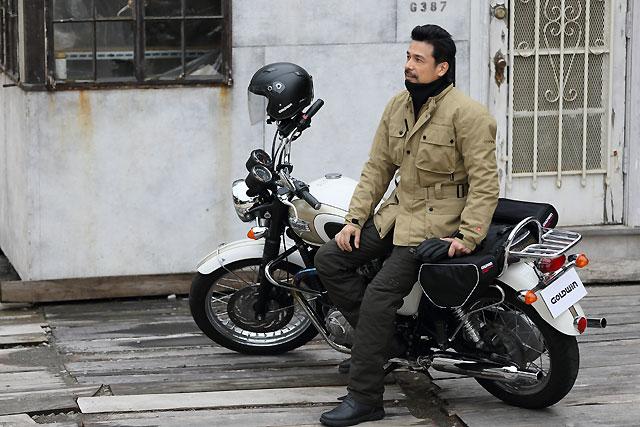 ゴールドウインモーターサイク