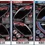 BMW S1000RR用のKNEE PADS ボディーパッド発売