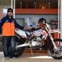 【KTM】小池田猛選手JNCCにカムバック