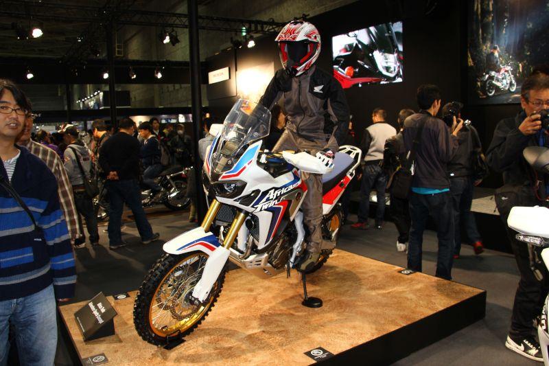 【ホンダ】大阪モーターサイクルショー2016 ホンダブース 写真速報 画像