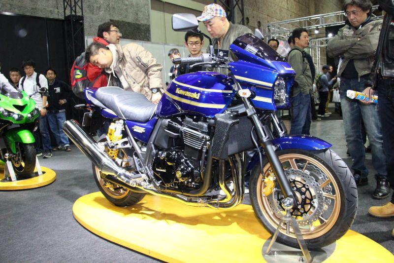 【カワサキ】大阪モーターサイクルショー2016 カワサキブース 写真速報 画像