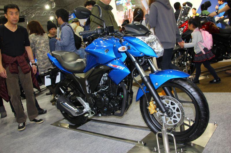 【スズキ】大阪モーターサイクルショー2016 スズキブース 写真速報 画像