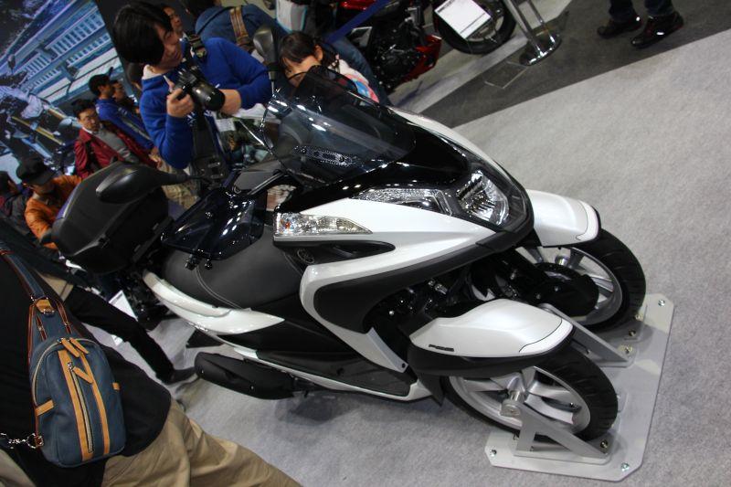 【ヤマハ】大阪モーターサイクルショー2016 ヤマハブース 写真速報 画像