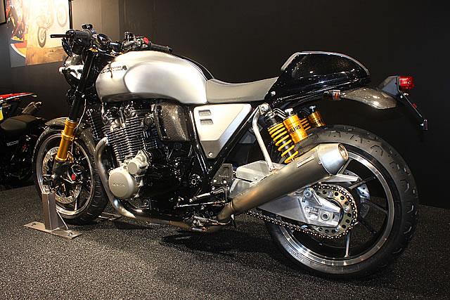 【ホンダ】第43回東京モーターサイクルショー ホンダブース 写真速報 画像