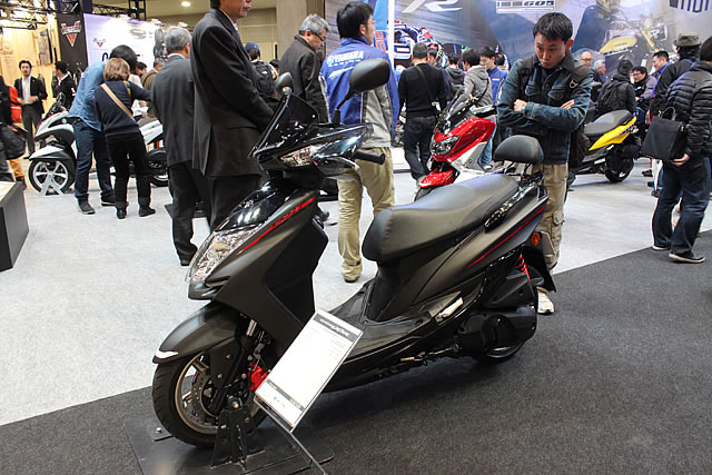 【ヤマハ】第43回東京モーターサイクルショー ヤマハブース 写真速報 画像
