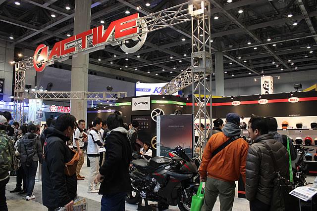 東京MCS2016ピックアップ 有力ブランド集結のアクティブブース