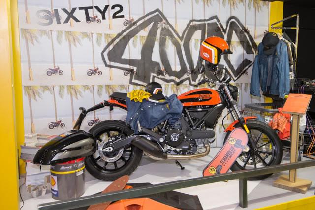 【ドゥカティ】第43回東京モーターサイクルショー ドゥカティブース