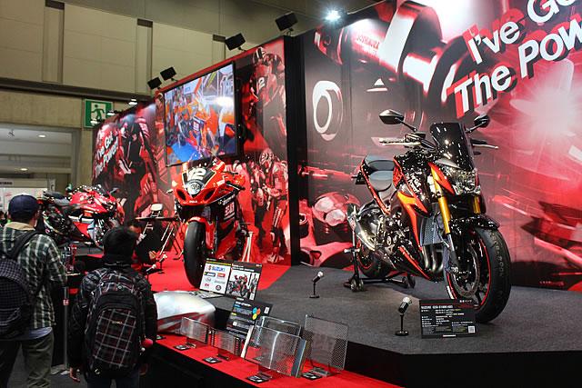 東京MCS2016ピックアップ 創設60周年を迎える ヨシムラブース