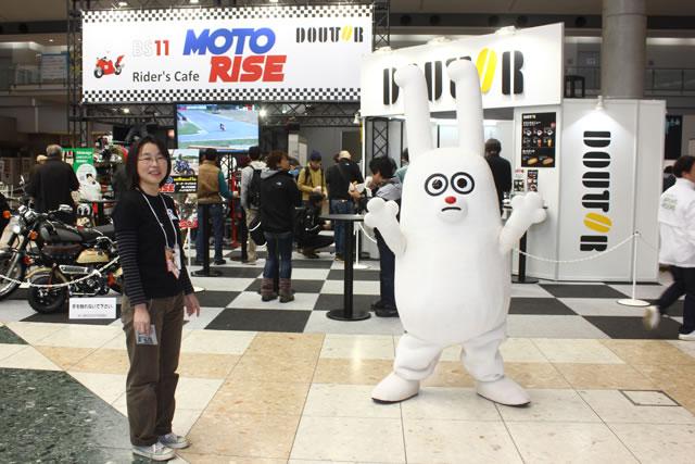 多彩なコンテンツも東京モーターサイクルショーの魅力
