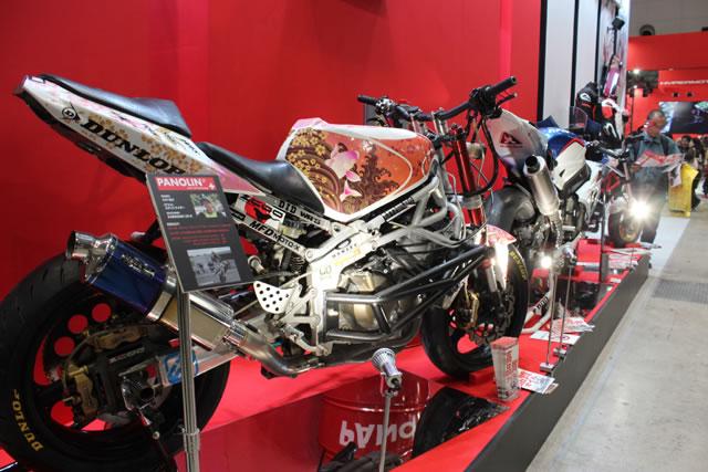 東京MCS2016ピックアップ バイクライフを提案する岡田商事ブース 画像