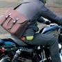 キジマ4Rから帆布素材の「2wayサイド&ショルダーバッグ」新発売