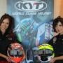 【KYTジャパン】MotoGPライダーらとともに日本発売予定のヘルメットを発表
