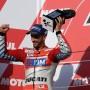 【ドゥカティ】A・ドヴィツィオーゾ選手が日本GPで2位に輝く