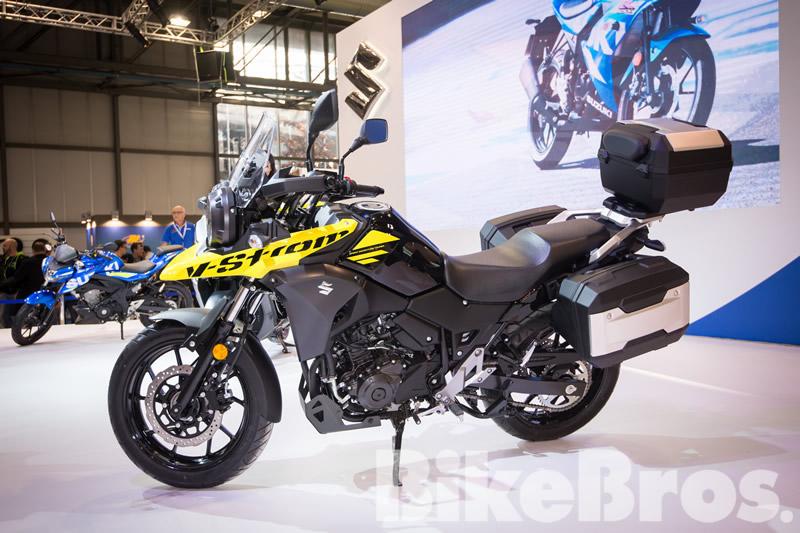 EICMA2016/Suzuki