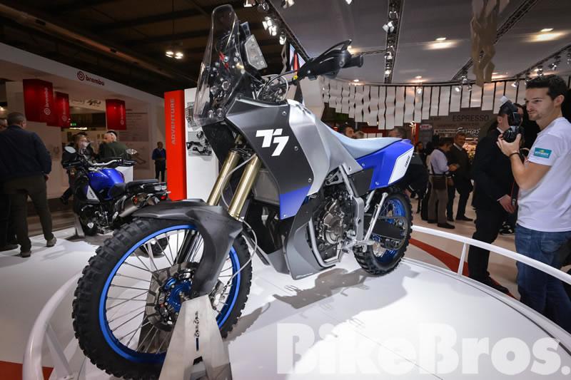 EICMA2016/Yamaha