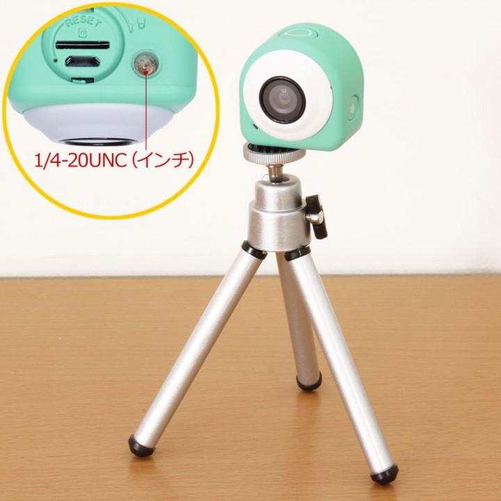 フルHD目玉アクションカメラ