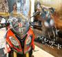 12/23~25は新宿ピカデリーでバイオハザードなBMW S 1000 XRに跨ろう!
