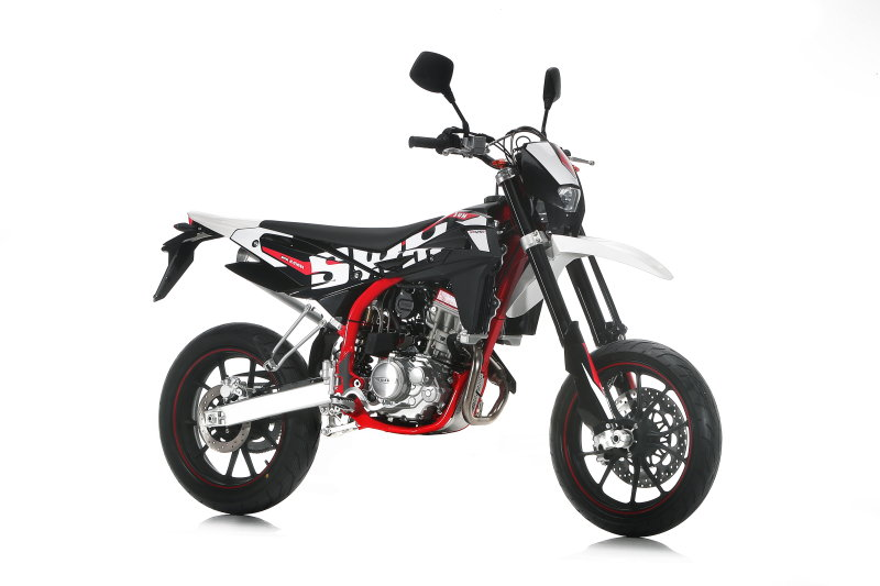 SWMMotorcyclesジャパンSM125R