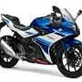 【スズキ】250ccロードスポーツのGSX250Rを4/17発売