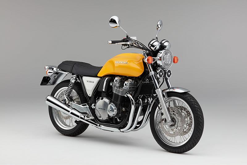 2017年モデルCB1100シリーズ発表