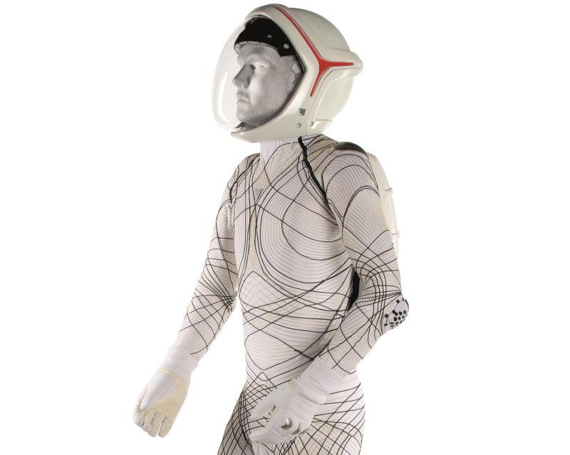 火星旅行用バイオスーツ