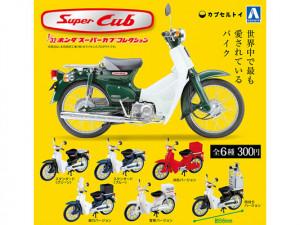 【MCショー2017バイクブロス出展情報】青島文化教材社との協力でカプセルトイなどを販売