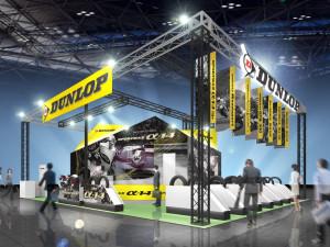 【MCショー2017出展情報】ダンロップが大阪・東京会場のブース概要を発表の画像