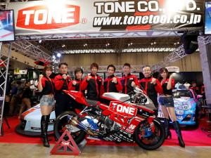 【MCショー2017出展情報】TONEが大阪会場での出展概要を発表の画像