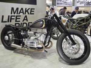 【大阪MCショー2017出展速報】BMW Motorradブースの画像