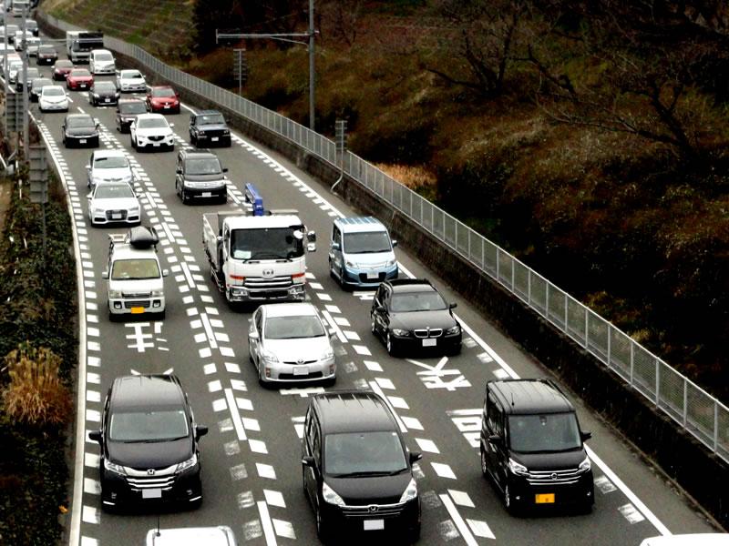 平成28年の渋滞ランキング
