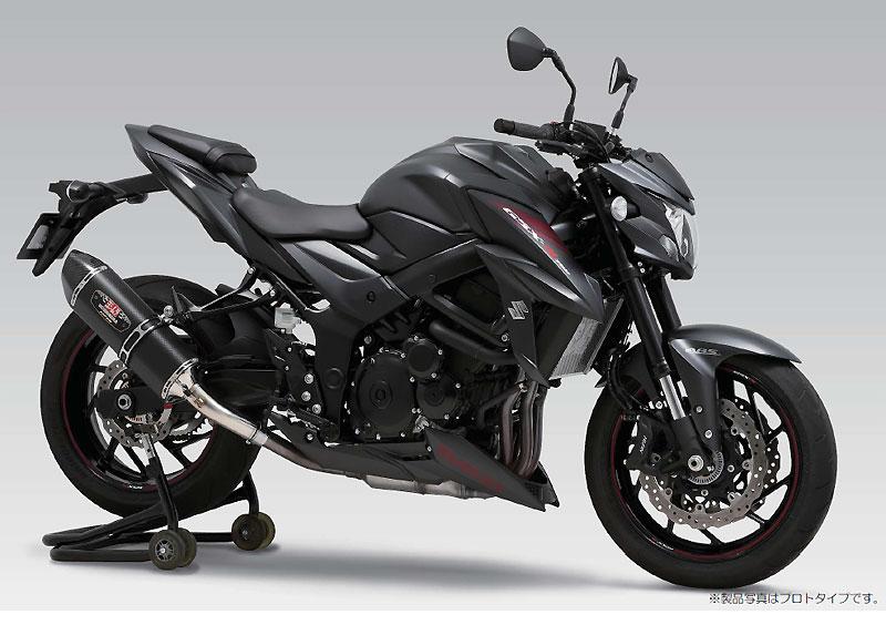 バイク・オートバイ・モーターサイクル、原付&二輪車のあらゆる情報を発信するニュースサイトです。 | バイクニュース        ヨシムラジャパンから車検に対応したGSX-S750 ABS用スリップオンマフラーが発売