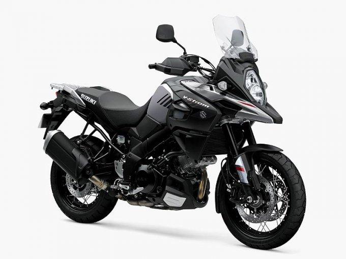 スズキ vストローム650 1000に2018年モデルが登場 バイクブロス