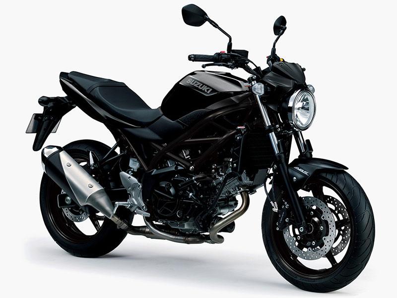 Suzuki SV650 2020