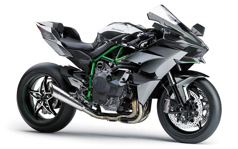 【カワサキ】文部科学省が大型二輪車用過給エンジン開発の業績を表彰