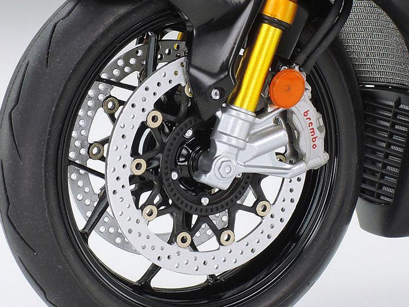 タミヤ 1/12 Honda CBR1000RR-R FIREBLADE SP 記事5
