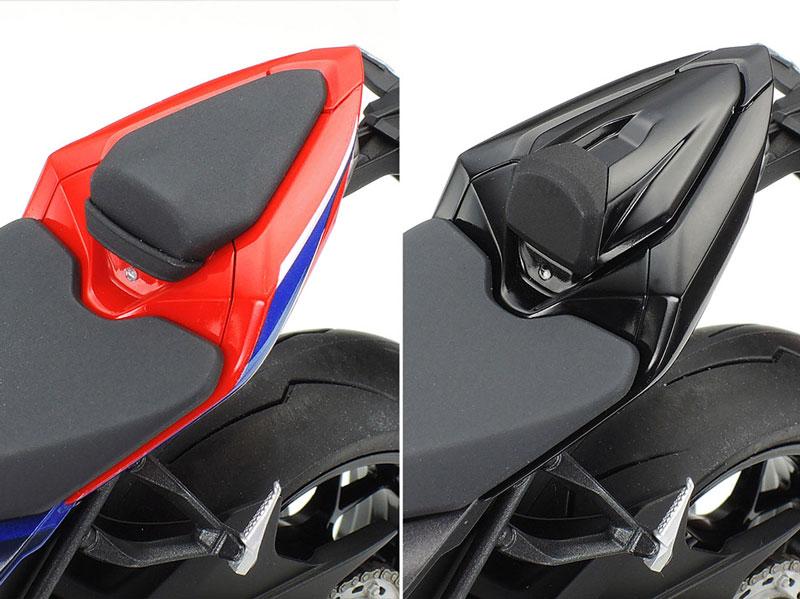 タミヤ 1/12 Honda CBR1000RR-R FIREBLADE SP 記事7