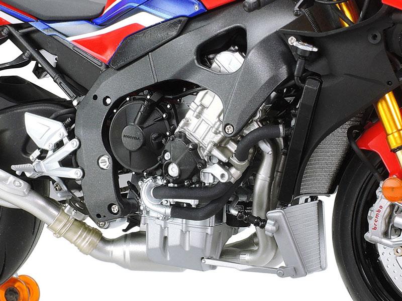 タミヤ 1/12 Honda CBR1000RR-R FIREBLADE SP 記事10