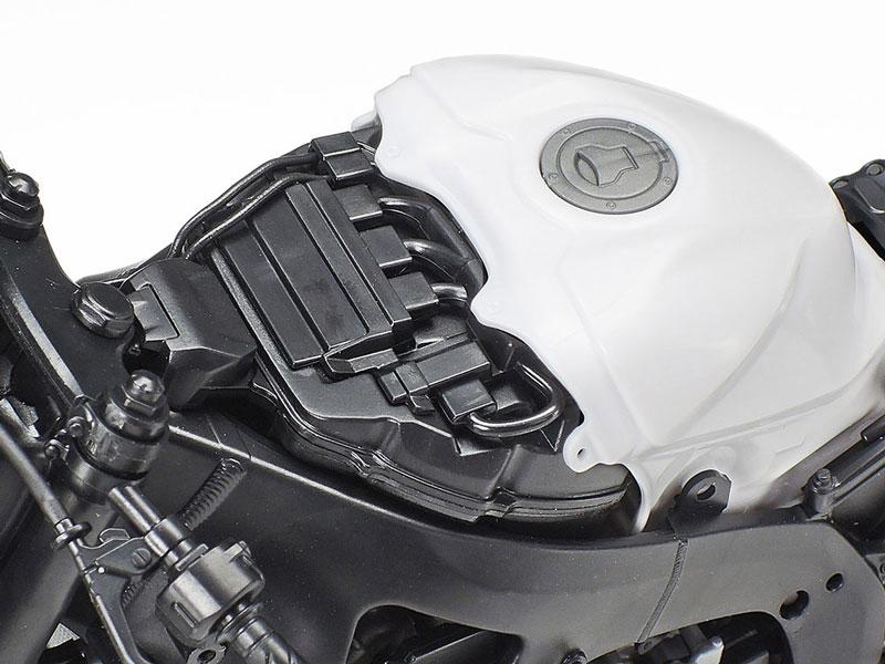 タミヤ 1/12 Honda CBR1000RR-R FIREBLADE SP 記事12