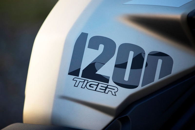 TIGER 1200 DESERT SPECIAL EDITION 記事2