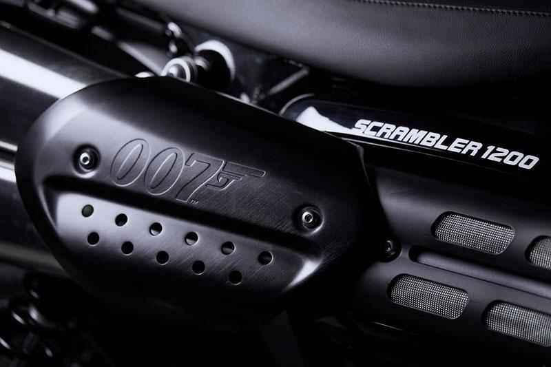 トライアンフ Scrambler 1200 Bond Edition 記事2