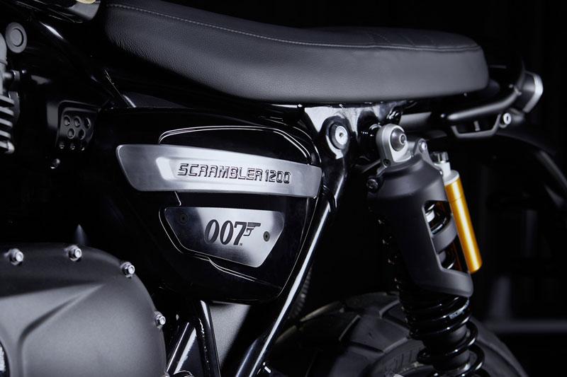 トライアンフ Scrambler 1200 Bond Edition 記事8