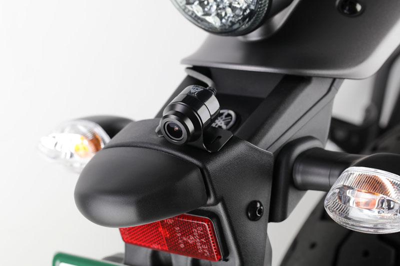 キジマの「オートバイ専用 ドライブレコーダー 1080J デュアルカメラ 前後Full HD」が発売 記事2